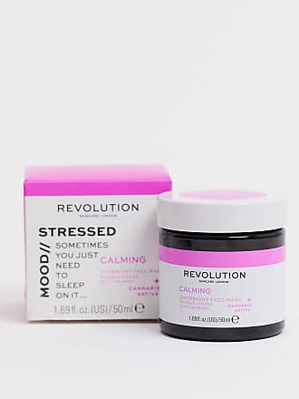 Revolution Skincare Mood Soothing Overnight Face Mask-No Colour