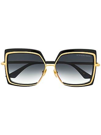 5da3a3c6d44 Dita Eyewear oversized square sunglasses - Black