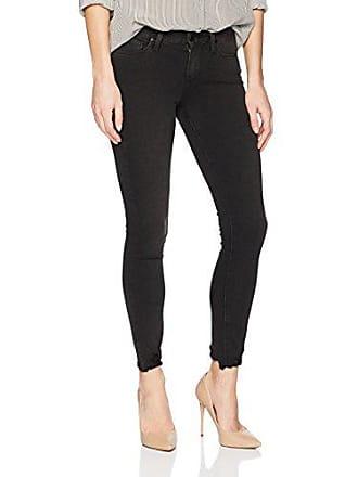 Paige Womens Verdugo Ankle Jeans, Black Fog Super Distressed, 32