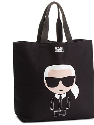 Karl Lagerfeld Bolso KARL LAGERFELD - 86KW124 Black 999 2d7d45e049e