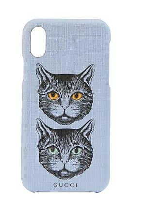 cdc15ea2da38 Gucci iPhone X XS case with Mystic Cat
