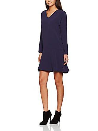 ef0587e90a28 Tommy Hilfiger Greta Dress LS Robe Bleu (Eclipse)