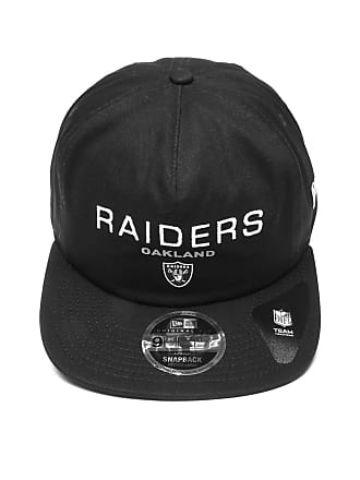 New Era Boné New Era Snapback 950 Oakland Raiders Preto 3bc4ff5d75fcc