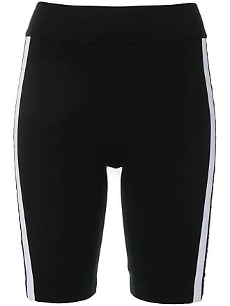 No Ka'Oi side stripe bike shorts - Black