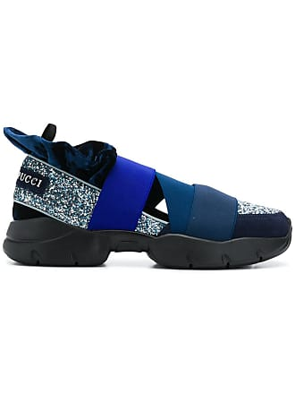 Emilio Pucci City Up slip-on sneakers - Blue