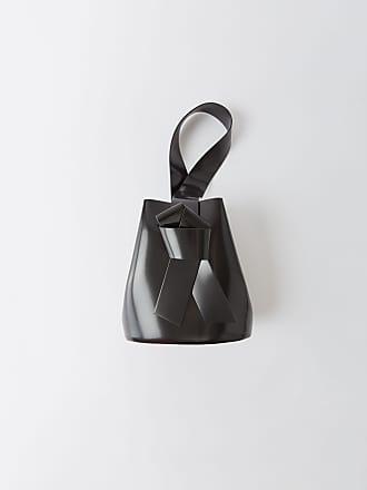Acne Studios FN-WN-BAGS000038 Black Leather backpack