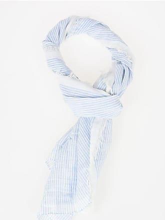 Corneliani CC COLLECTION 180x55cm Striped Foulard size Unica