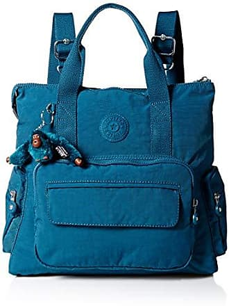 Kipling Alvy 2-in-1 Convertible Tote Bag Backpack, Gleaming Green, One Size