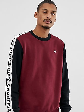 8c97aeddc380 Converse Sweat With Tape Side Stripe Exclusive To ASOS