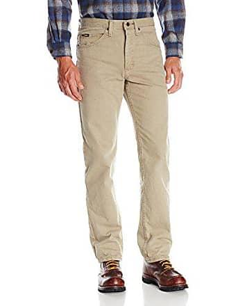 Lee Lee Mens Regular Fit Straight Leg Jean, Wheat, 36W x 34L