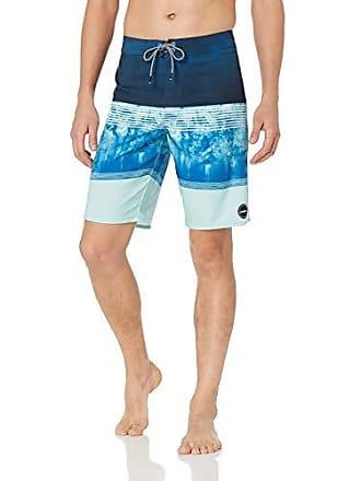 O'Neill Mens 20 Inch Outseam Stretch Swim Boardshort, Air Force Blue, 38
