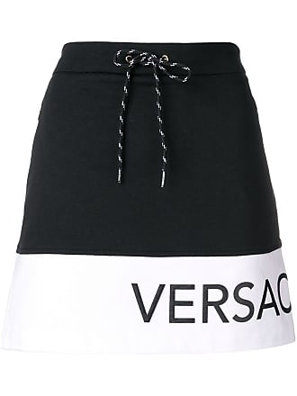 82fa2ae1c9 Versace Jeans Couture A-line track skirt - Black