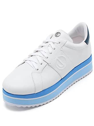Dumond Tênis Dumond Listras Branco/Azul