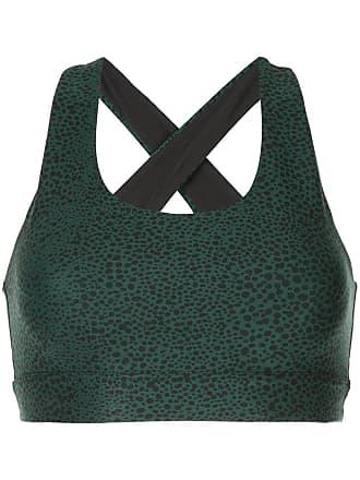 Nimble Activewear Top esportivo Free Form - Verde
