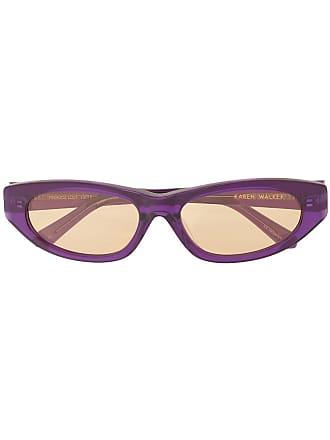 Karen Walker Óculos de sol Paradise Lost - Roxo