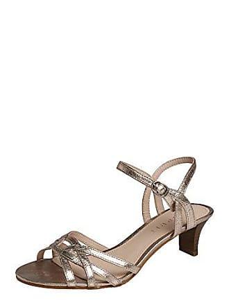 330f5638d2110e Esprit Damen Sandaletten Birkin Sandal 038EK1W004 E280 Gold 444472