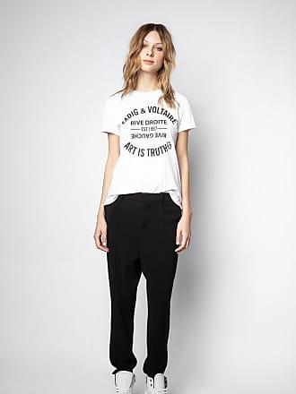 Zadig & Voltaire T-Shirt Walk Blason