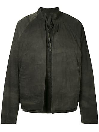 Uma Wang Jett fitted jacket - Green