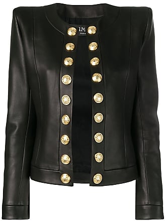 dcb7bc8e Balmain® Leather Jackets − Sale: up to −50% | Stylight