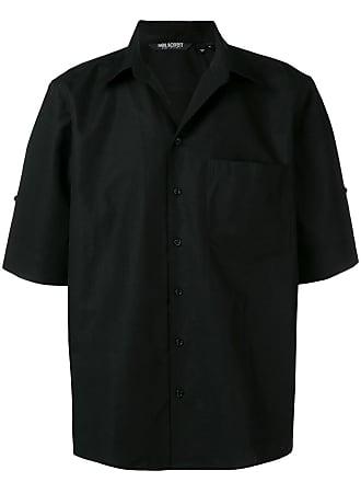 Neil Barrett Camiseta modelagem reta - Preto