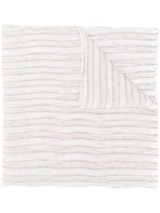 Eleventy striped scarf - Neutro