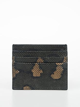 Bottega Veneta Snakeskin Credit Cards Folder size Unica