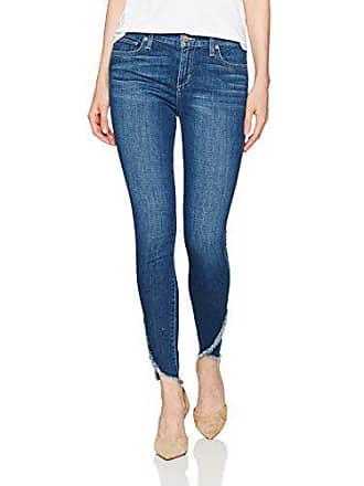 Joe's Womens Icon Midrise Skinny Ankle Tulip Hem Jean, Michela, 31
