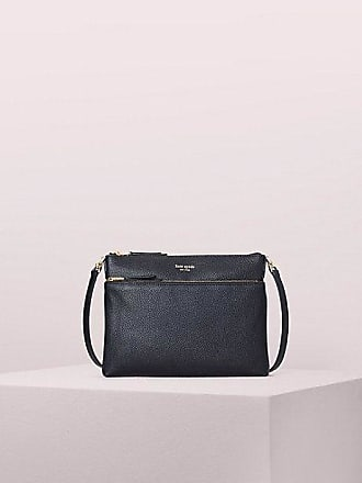 Kate Spade New York Polly Medium Crossbody, Black