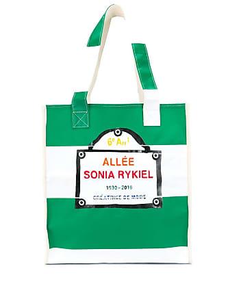 Sonia Rykiel Bolsa tote Allée Sonia Rykiel - Verde