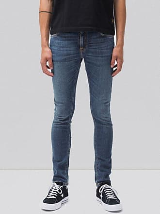 Nudie Jeans Jeans Skinny Lin Mid Authentic Power