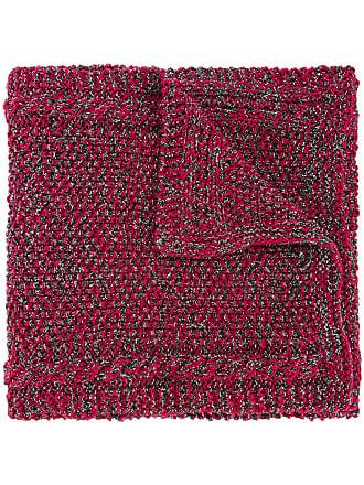 0711 Antonina Tussey scarf - Red