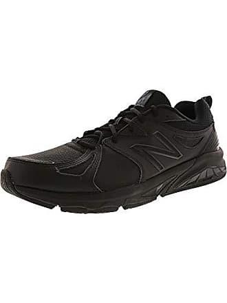 d8ae84600bf16 New Balance Mens mx857v2 Casual Comfort Training Shoe, Black, 13 B US