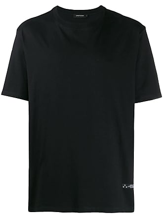 Odeur Camiseta com logo lateral - Preto