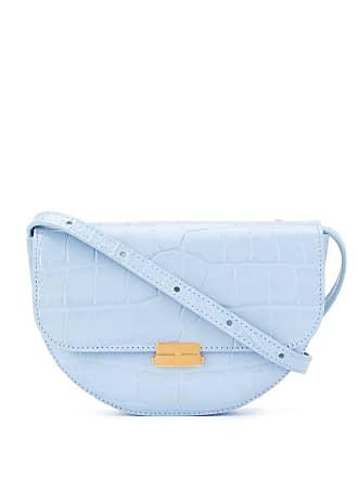 Wandler Anna buckle mini bag - Azul