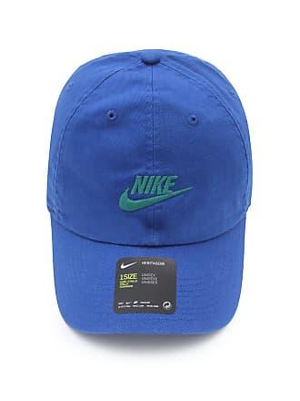 Nike Boné Nike Sportswear H86 Cap Futura Wash Azul 3335b4a2eb3