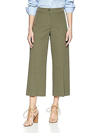 Trina Turk Womens Tailor Pant, Olive 10