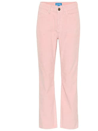 Mih Jeans Daily Crop high-rise corduroy pants