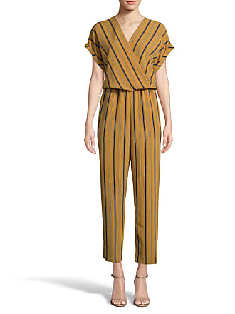 5twelve Striped Straight-Leg Jumpsuit