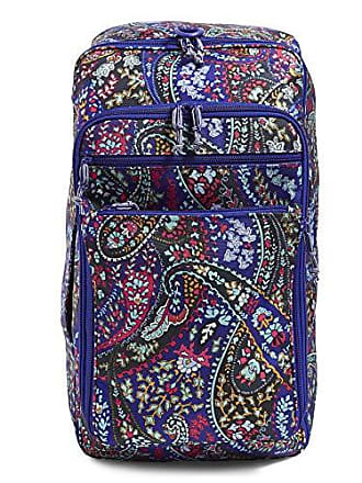 Vera Bradley womens Lighten Up Convertible Travel Bag, Polyester, Petite Paisley, One Size