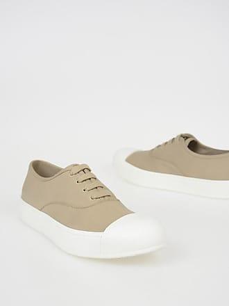 Prada Gabardine Canvas Sneakers Shoes size 9,5