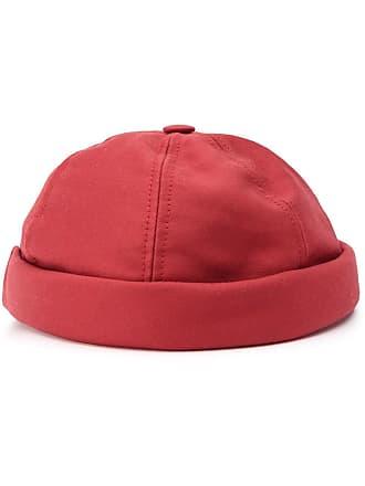 Junya Watanabe casquette à bordure relevée - Rouge 2d399a630a81