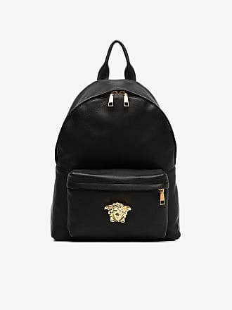 56ed55dd9c Versace® Leather Backpacks  Must-Haves on Sale up to −72%