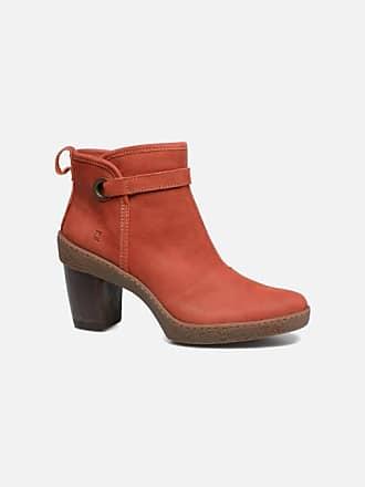efc9fa43fa0 El Naturalista Lichen NF71 - Boots en enkellaarsjes voor Dames / Rood