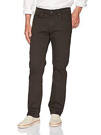 Lee Mens Regular Fit Straight Leg Jean, Tobacco, 35W x 30L