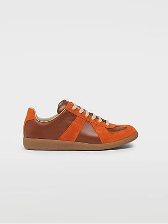 Maison Margiela Maison Margiela Sneakers Khaki Bovine Leather