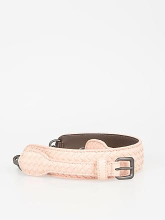 Bottega Veneta Leather Belt 1.5 CM size M