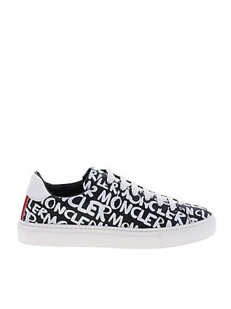 b10464d1225 Moncler New Leni sneakers in black and white