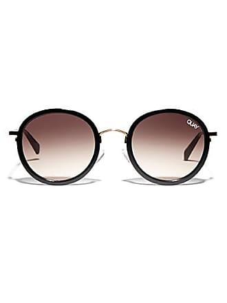 Quay Eyeware Firefly round sunglasses