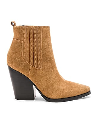 Kendall + Kylie Colt Bootie in Brown
