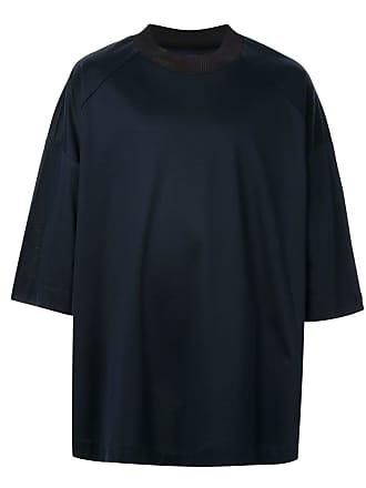 Juun.J oversized T-shirt - Azul